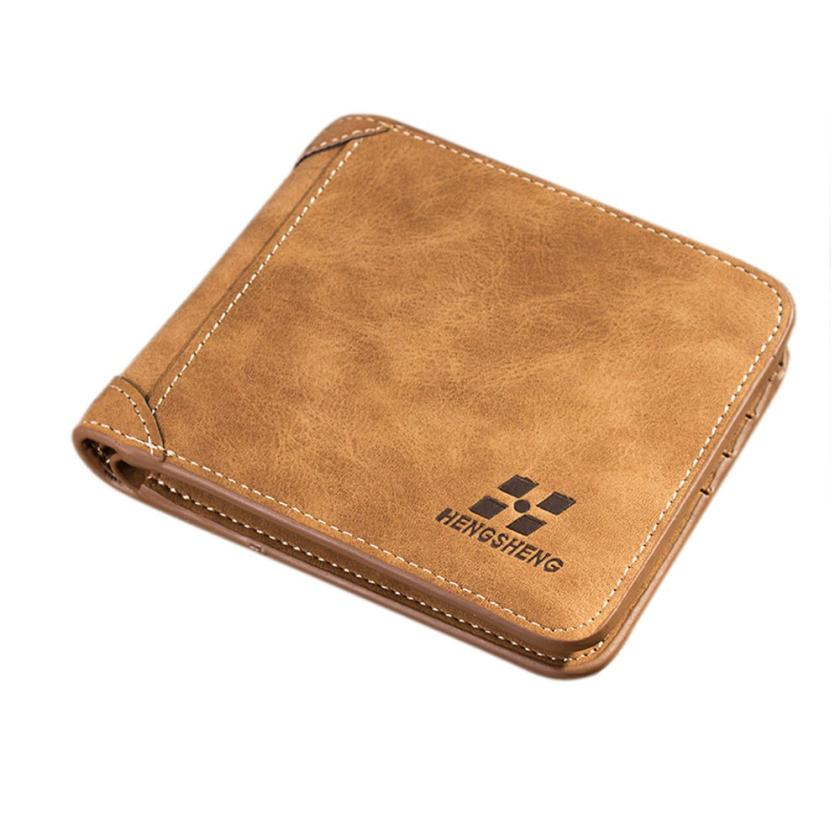 Molave Luxury Brand Leather Portomonee Vintage Walet Male Wallet Men Long Clutch with Coin Purse Pocket Rfid 18Mar13