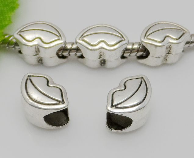 Free Ship 200Pcs Tibetan Silver Spacer Beads For Jewelry Making