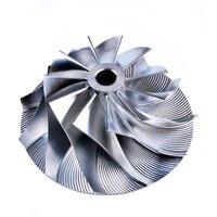 Kinugawa Turbo Roda Do Compressor Boleto 39.65/57mm 11 + 0 para a TOYOTA CT26 CT20 54030