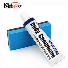 Car Body Compound MC308 Paste Set Scratch Paint Care Auto Polishing Grinding Compound Car Paste Polish