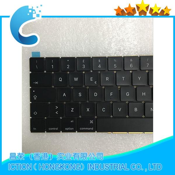 Original New A1707 Keyboard Italian Italy for Apple Macbook 15.4