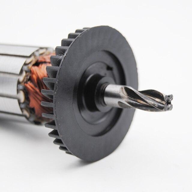 Rotor/Armature pour marteau rotatif BOSCH GBH2-20 AC220V-240V