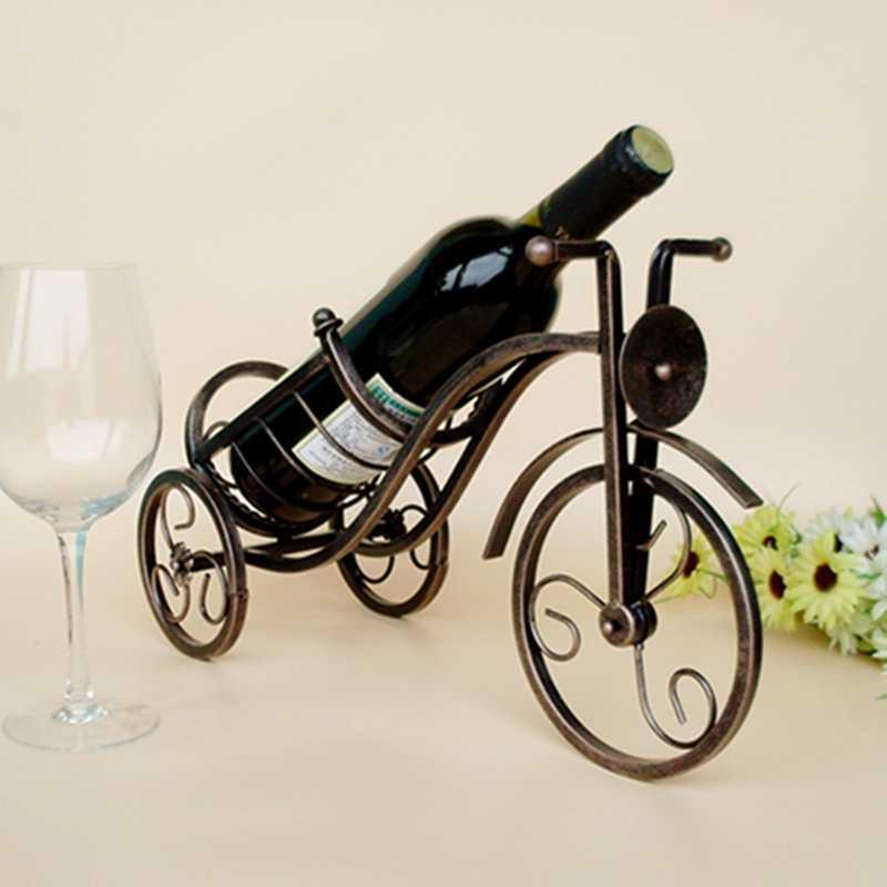 vintage metal bicycle model whisky wine racks wine holder bike wine rack accessories romantic dinner wine holder christmas gift