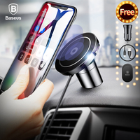 Baseus Fast Qi Wireless Charger For IPhone X 8 Plus Samsung S9 S8 Wireless Charging Charger