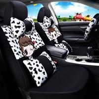 Car Seat Cover Covers Cute Cartoon For Toyota Prius 20 30 Yaris Highlander Rav 4 Rav4