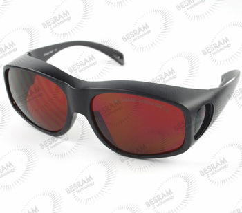 EP-1-9 190-540nm 800-2000nm Laser Protection Goggles Safety Glasses Eyewear for 405nm 445nm 808nm 1064nm CE certificate