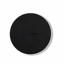 Doogee C2 Wireless Charger 5V/2A 9V/1.67A leather Portable Charger For Doogee S90 BL9000 S70 S80 S60