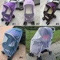 150 cm calidad los niños del verano cochecito de bebé cochecito mosquito net red accesorios cortina carriage cesta atención cubierta
