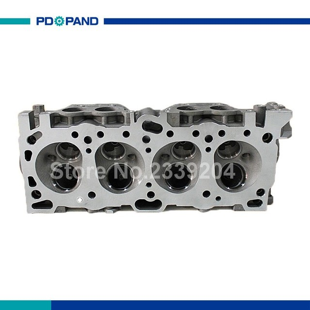 US $189 8 12% OFF|Motor Engine 8V 4G64 cylinder head 22100 32680 for  Mitsubishi Galant L200 L300 Pajero Space wagon Shogun Pick up 2 4L-in  Cylinder