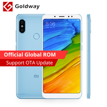 "D'origine Xiaomi Redmi Note 5 4 GB 64 GO Smartphone Snapdragon 636 Octa base 5.99 ""18:9 Plein Écran 12MP + 5MP AI Caméra 4000 mAh(Hong Kong,China)"