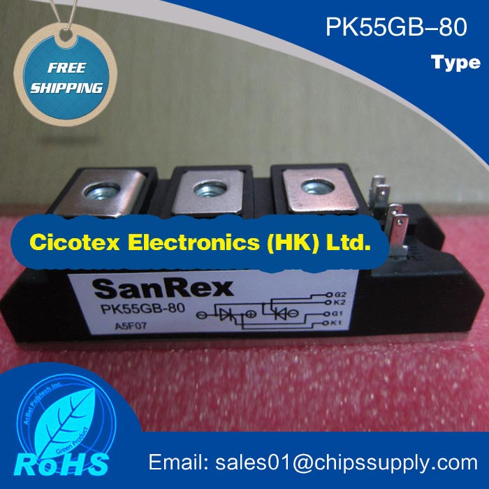 PK55GB-80 IGBT THYRISTOR MODULE PK55GB/80 PK55GB80PK55GB-80 IGBT THYRISTOR MODULE PK55GB/80 PK55GB80