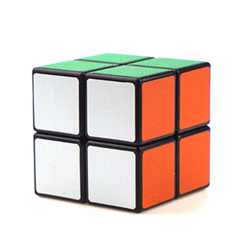 2018 Style Basic 2*2*2 Magic Cube For Match Fidget Cube Children Toys Kids Learning&Educational Toys Puzzle MF210 ...