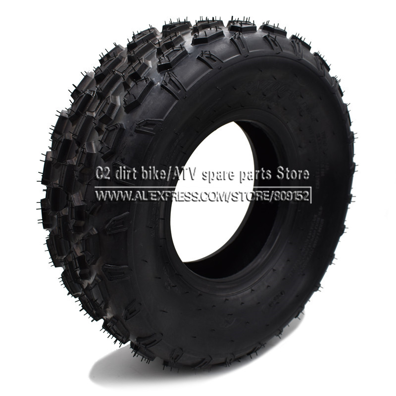 Atv Parts & Accessories 8 Inch Atv Tire 19x7.00-8 Four Wheel Vehcile Motorcycle Fit For 50cc 70cc 110cc 125cc Small Atv Front Or Rear Wheels