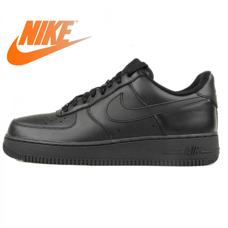 Original New Arrival Nike AIR FORCE 1 AF1 Unisex Men's Breathable Skateboarding Shoes Trainers Footwear Designer Athletic 315122(China)