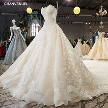 CHANVENUEL LS74521 sleeveless ball gown wedding dresses