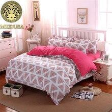 Medusa estrellas shinning colección de ropa de cama, rey, reina, doble, completa, solo tamaño edredón/funda nórdica y el conjunto de planos, 3/4 unids