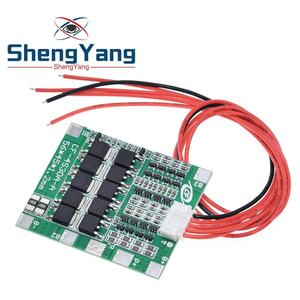 Image 5 - New Arrival 4S 30A 14.8V Li ion Lithium 18650 Battery BMS Packs PCB Protection Board Balance Integrated Circuits