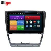 10.1 inch Octa Core Android 8.1 Car DVD GPS for Skoda Octavia A5 Yeti Autoradio GPS Car Head Unit with BT RDS WIFI Mirror link