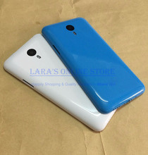 Original for MEIZU Meilan Note M1 NOTE Back Battery Cover Door Housing with Camera Lens Flash Side Buttons