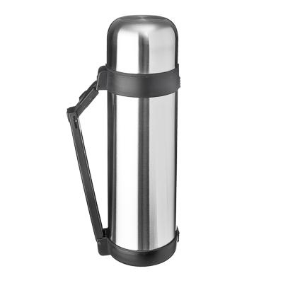 METAL THERMOS BULLET wide mouth 1 50L SILVER hunting fishing lures sportbutylka kitchen knife pan pot