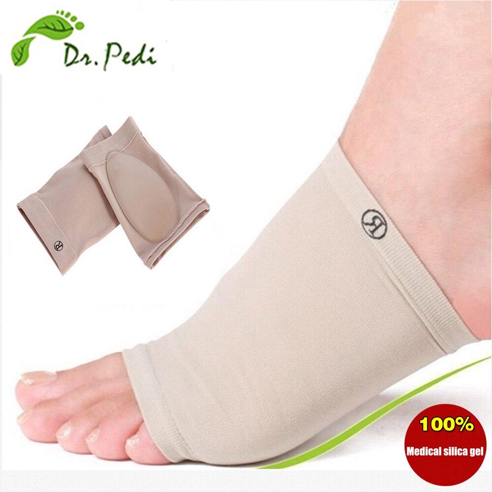 ჱApoyo Orthotics plantillas pies cuidado gel de silicona pie ...