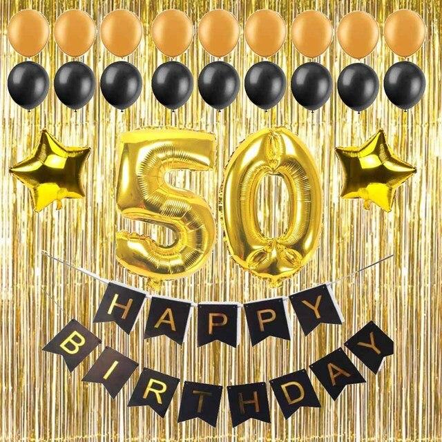 30 40 50 60 a os de adulto fiesta de cumplea os decoraci n - Decoracion para 50 cumpleanos ...