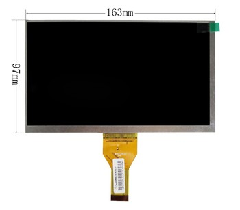 Новый 7-дюймовый сменный ЖК-экран для планшетного ПК Irbis TX50, бесплатная доставка
