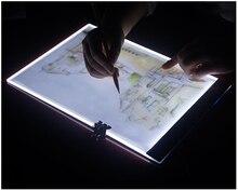 Diamond Painting Lightpad Tablet Ultrathin 3.5mm Pad Apply to EU/UK/AU/US/USB Plug Embroidery la casa de papel serie A4 LED