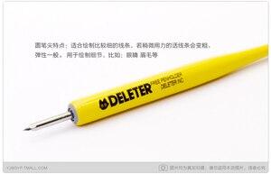 Image 5 - [DELETER] 620 Serie Dip Pen Hout Comics Pen 1 Houder 3 Nib Set Vulpen Made in Japan Top Merk