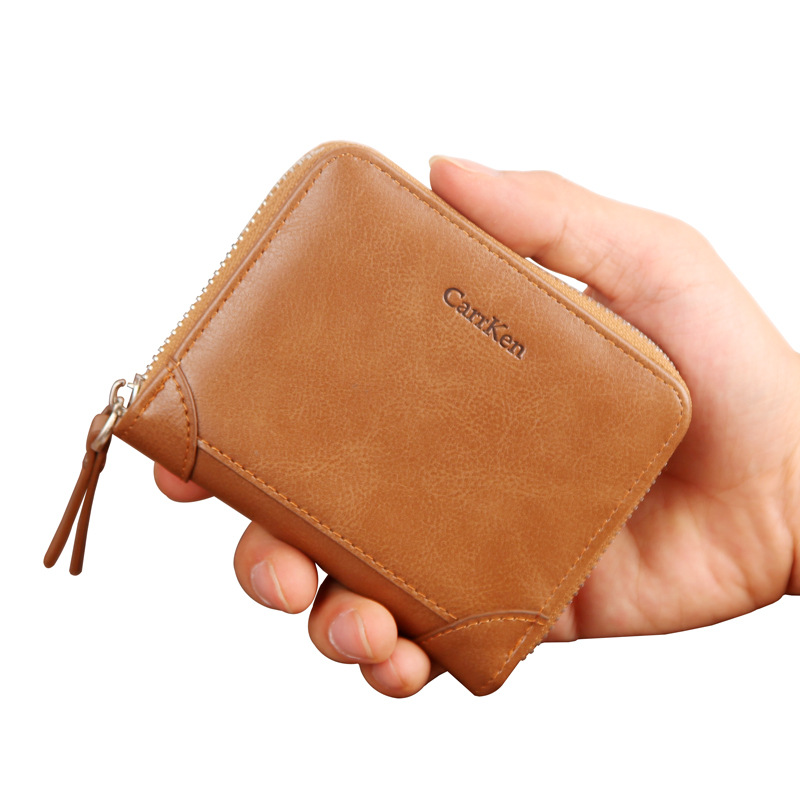 Women Wallet Clutch-Card Sweetheart-Purse Coin-Pocket Vintage Small Short Purse Fashion