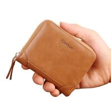 New brand women wallet vintage small short clutch card purse