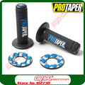 "Free shipping Pro Taper Grip Handle MX Grip Fit Dirt Pit Bike Motorcross 7/8"" Handlebar Rubber GEL Hand Grips"
