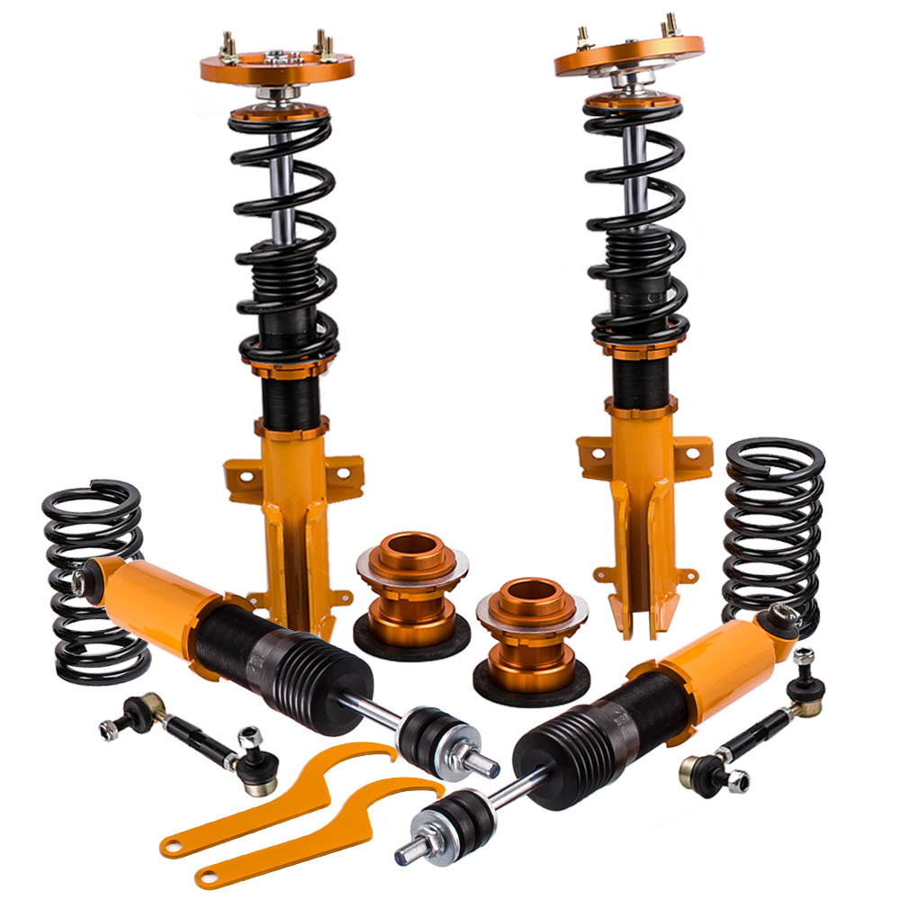 Coilovers Suspension Kits for Ford Mustang 4th Adjustable Height 2005 2014|Shock Absorber& Struts| |  - title=