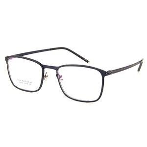 Image 3 - نظارة إطار معدنية ذات حافة كاملة من Gmei طراز LF2016 نظارات للنساء والرجال نظارات