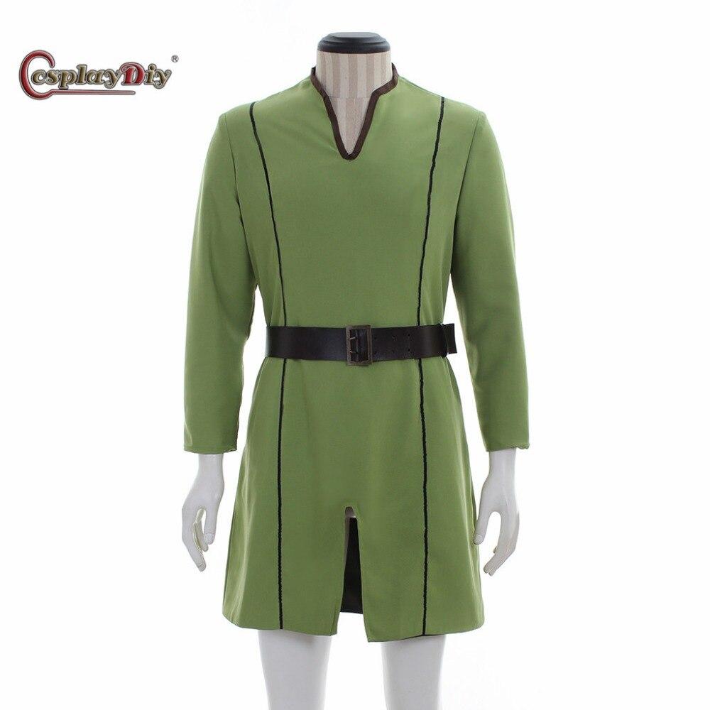 Cosplaydiy médiéval hommes Costume fantaisie Viking Norseman Lotr hommes toutes les périodes chemise tunique vêtements pour Halloween sur mesure