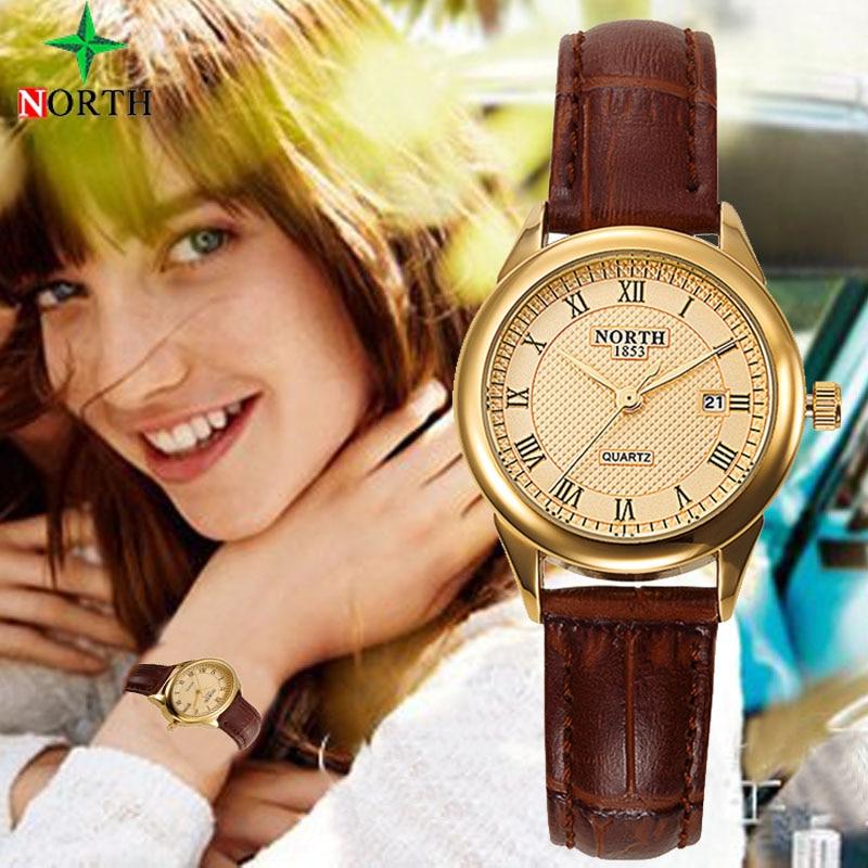 New Brand Fashion Women Watches Date Day Clock Ladies Stainl
