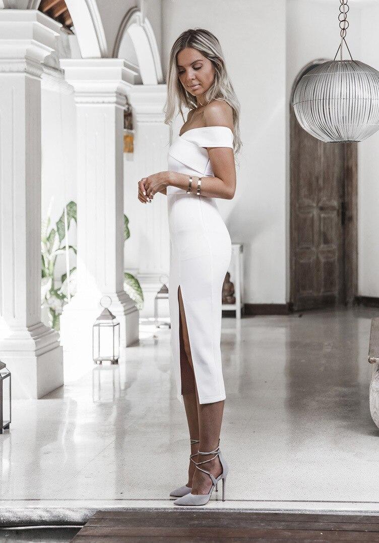 Ausgezeichnet Weißgold Partykleid Galerie - Brautkleider Ideen ...