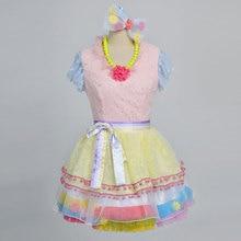 Anime Love Live Cosplay Kotori Minami Cosplay Halloween del partido de rol Minami Kotori Cosplay