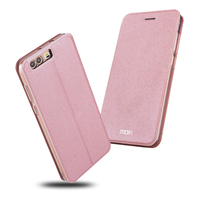 6Color Top Quality Flip Leather Soft TPU Back Phone Cover Case For Huawei Honor 9 Free