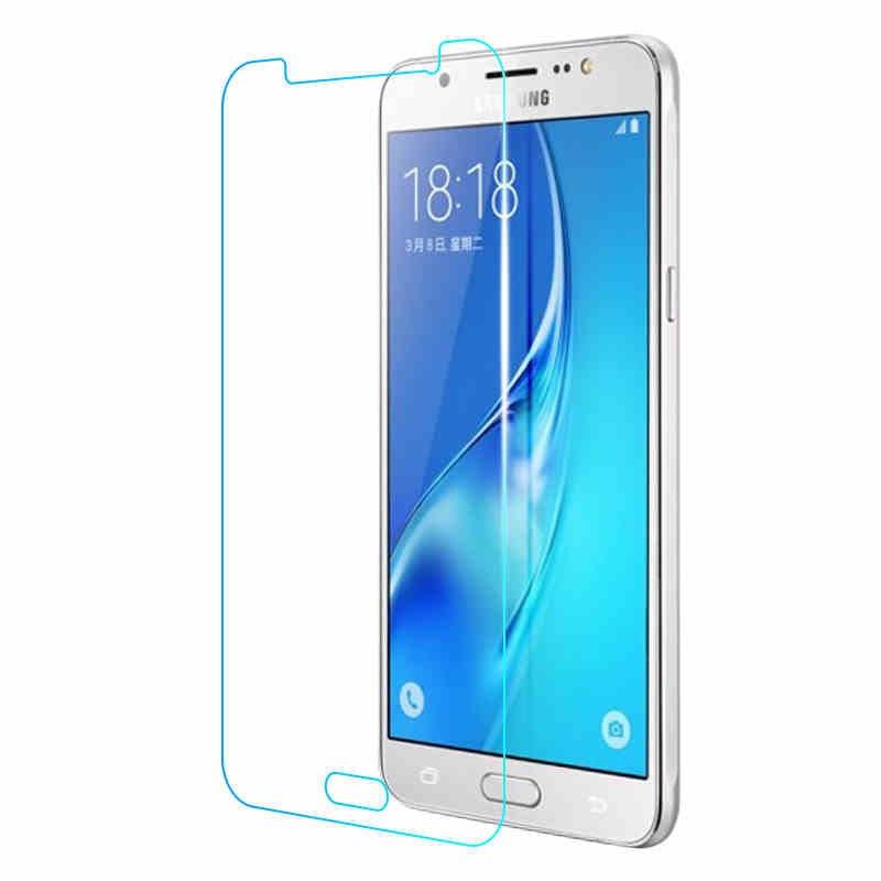 Για Samsung J5 2017 Tempered Glass Για Samsung Galaxy A3 A5 A6 - Ανταλλακτικά και αξεσουάρ κινητών τηλεφώνων - Φωτογραφία 4