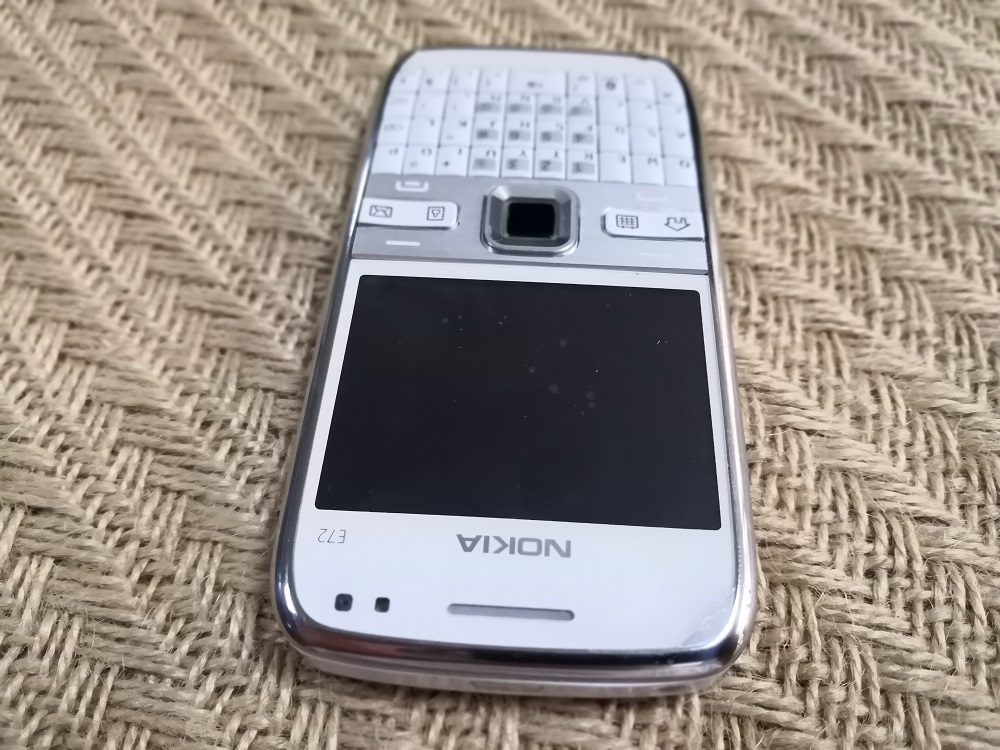 Original Nokia E72 Mobile Phone 3G Wifi 5MP Unlocked Refurbished NO Hebrew  keyboard Cellphone English Russian Arabic keyboard