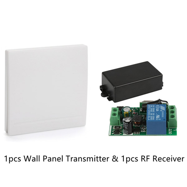 1 Wall TX 1 Receiver 600600