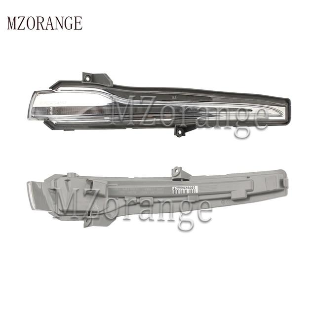 W205 Droite Led Benz Ou Pour Lumière Mzorange Rétroviseur Gauche Mercedes X205 Lampe W222 W213 1 Pc cuFTK1lJ35