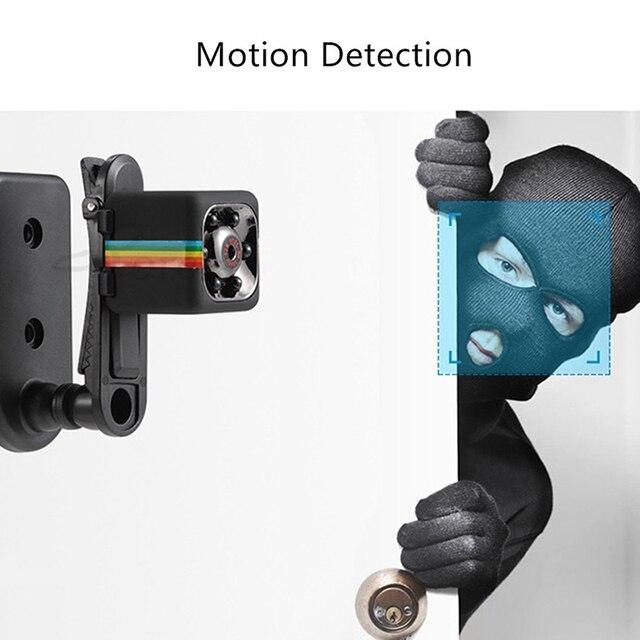 Roreta SQ11 mini camera 1080P HD Sport DV DVR Monitor Concealed camera SQ 11 night vision micro small camera Mini camcorder 2