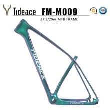Tideace UD Хамелеон 29er карбоновая рама Китайский MTB карбоновая рама 27,5 углерода горного велосипеда 650B диск из углеродного волокна рамы 29