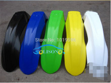 For Cqr X2  motorcycle front fender off-road zongshen gy stone Blue Green 1 pieces/lot Wholesale FREE SHIPPING