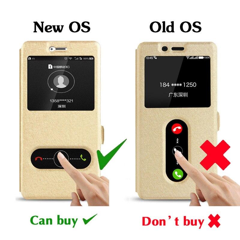 Flip Cover կաշվե պատյան One Plus 3 Oneplus 3T Plus3 Plus3t - Բջջային հեռախոսի պարագաներ և պահեստամասեր - Լուսանկար 2
