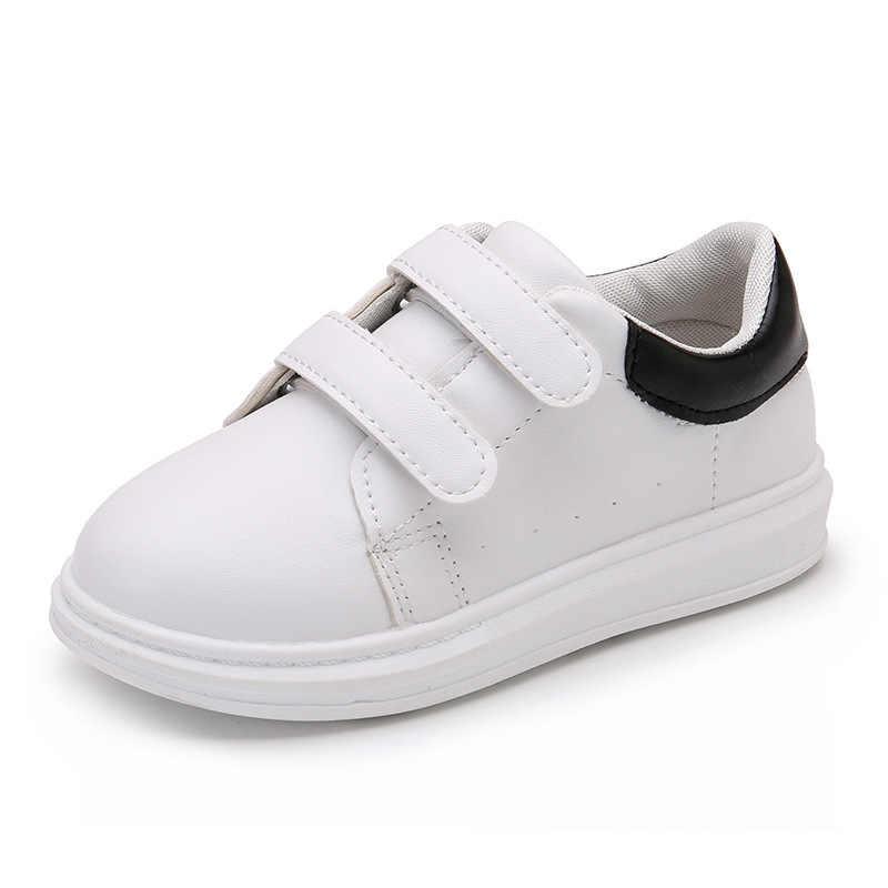 JGSHOWKITO Fashion White Shoes For Kids