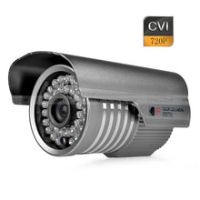 HD-CVI Security Outdoor CCTV Camera 720P 1.0MP 36 IR LEDs 3.6mm Lens w/ Bracket