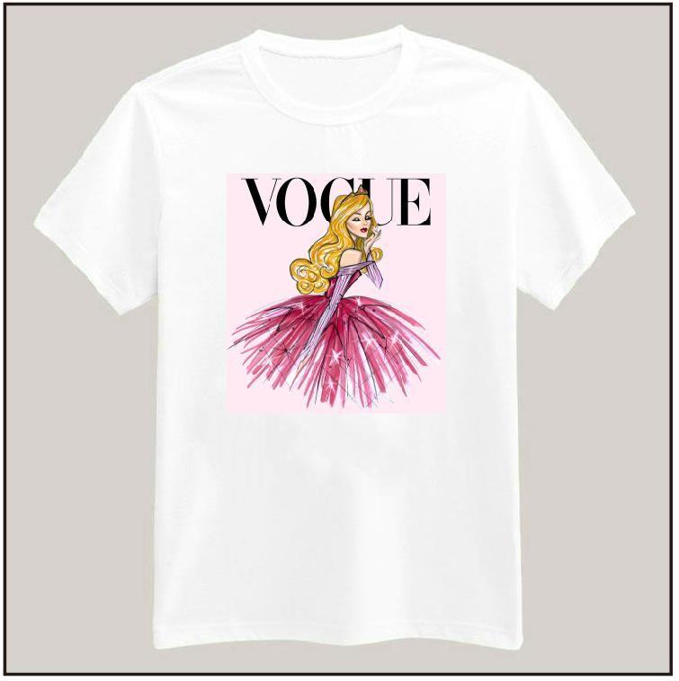 HTB1wT1THpXXXXX5XpXXq6xXFXXXD - Tattoo Vogue Princess Women T shirt PTC 17